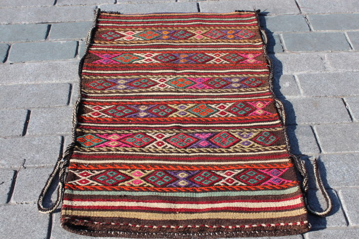 Turkish Kilim Chuval , 78 x 126 cm