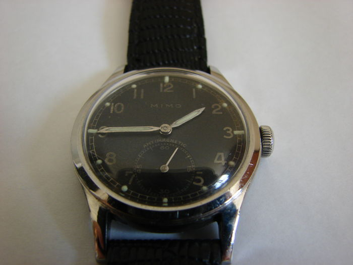 MIMO -  Monitor Germany Military Wristwatch  - D7952H - Men - 1901-1949