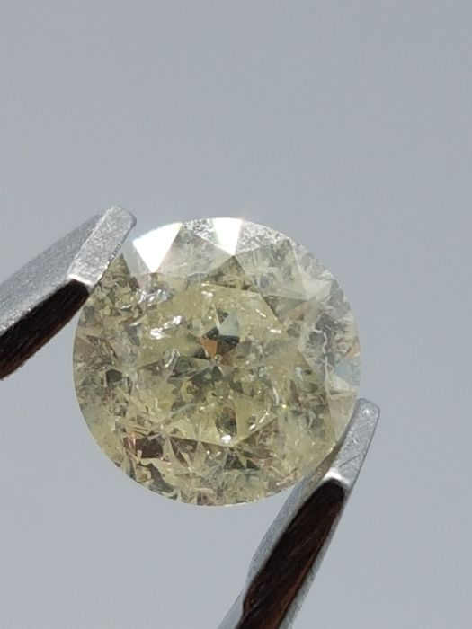 1.18 ct Diamond J/SI3