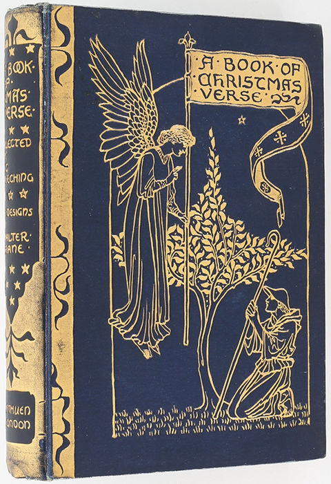 Walter Crane (illustrator); H.C. Beeching - A Book of Christmas ...
