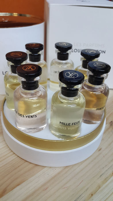 Louis Vuitton - Miniature set of fragrances
