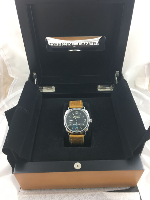 Officine Panerai - Radiomir Black Seal 45mm -  	PAM00183 - Heren - 2000-2010