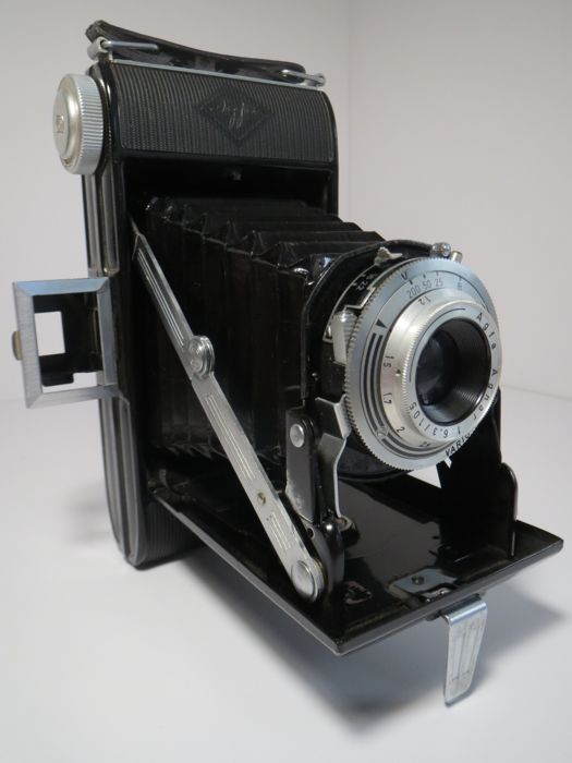 """Billy-1"". Agfa  1949. The first year of production No.6027. The state as new !!! Completely working !!"