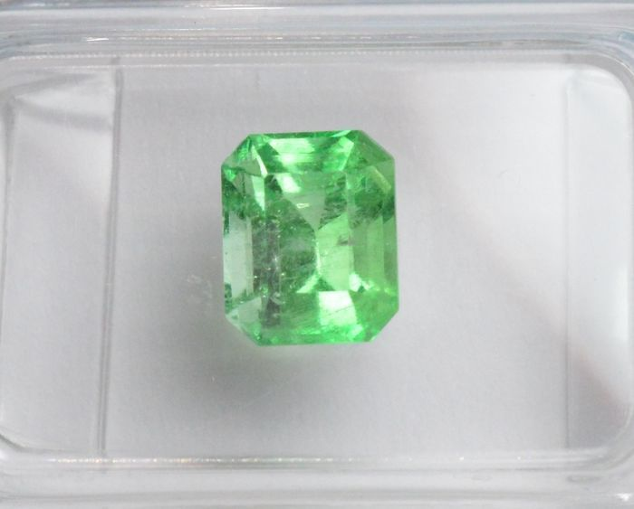Emerald of 1.39 ct