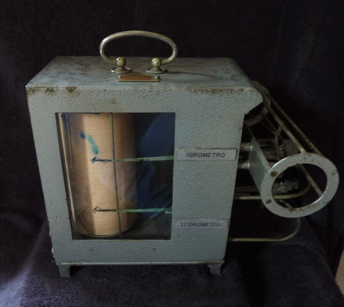 Siap Hygrothermograph - 1930s - Italy