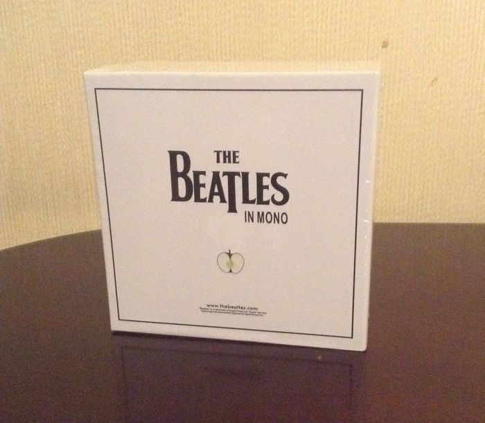 The Beatles Remastered Mono CD Box Set