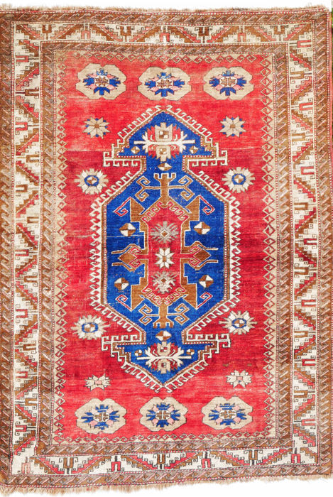 Antique Kazak 210x120 cm