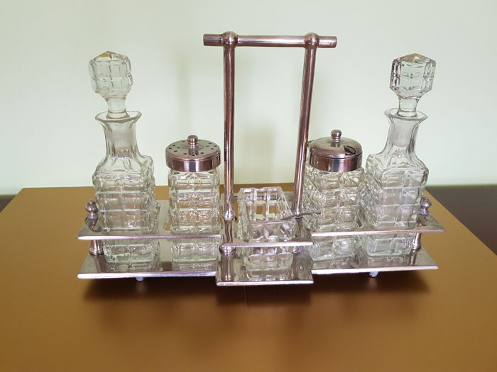 Art Deco Table Set