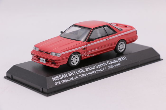 Kyosho Scale 1 43 Nissan Skyline 2door Sports Coupe R31