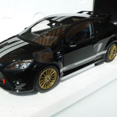MiniChamps - 1:18 - Ford Focus RS - Le Mans Classic Edition Tribute GT40 '67
