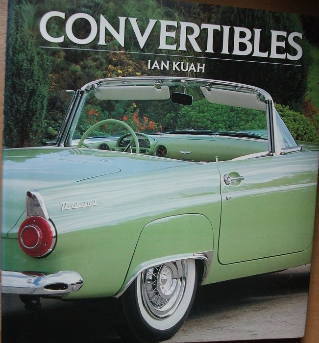 Convertibles by IAN KUAH book