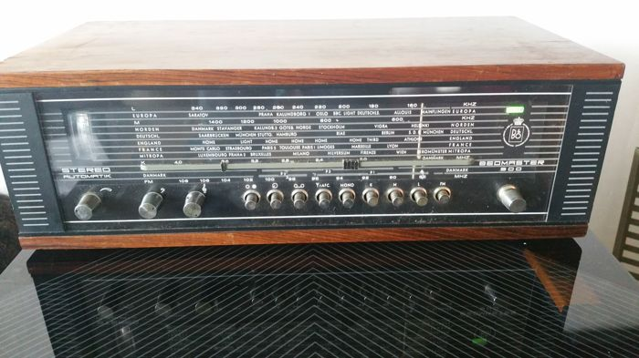 Vintage B&O BeoMaster 900 - Receiver -