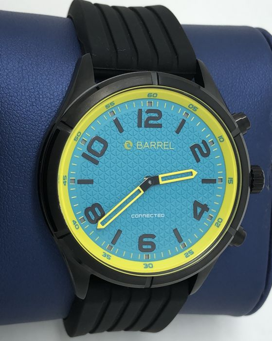 Barrel - Fitster Smart Watch Blue 42mm Silicon iOS/Android - BA-4015