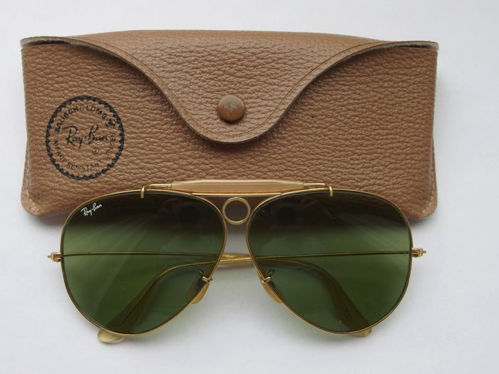 7d8b7ba601 B&l Ray Ban Aviator Vintage 62014 Lentes | Southern Wisconsin ...