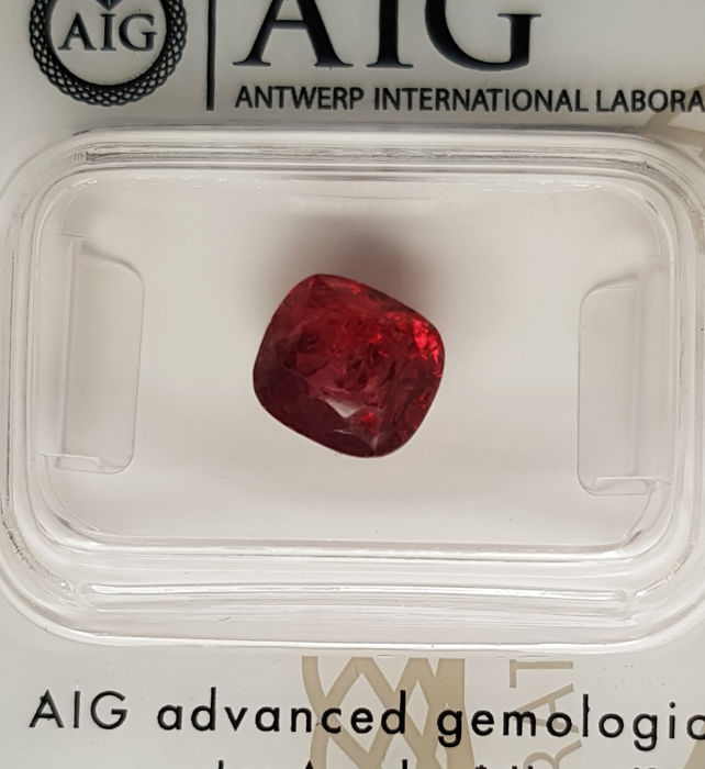 Spinel – 2.16 ct