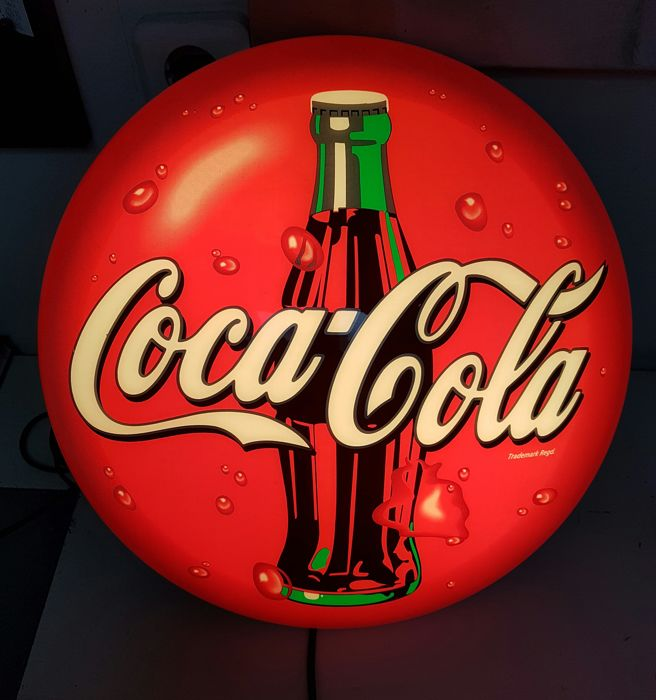 Coca Cola Wall Lamp