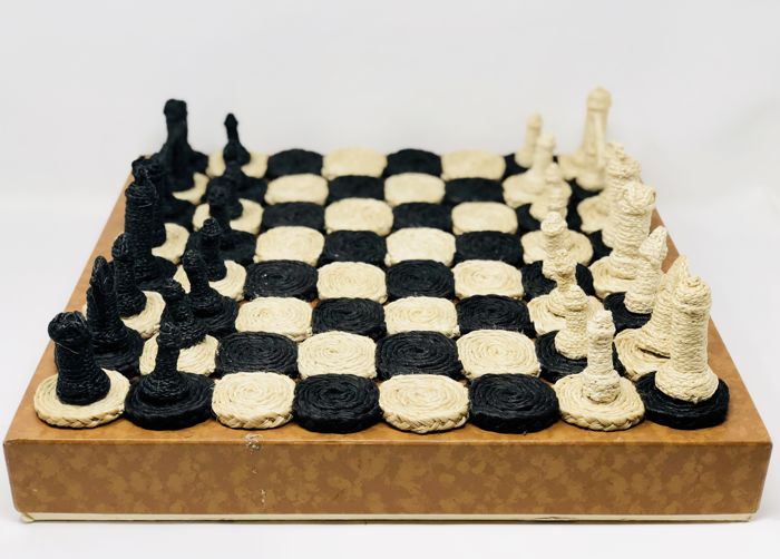 Charity chess Vicente Ferrer