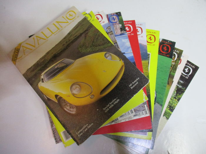Cavallino the magazine for Ferrari enthusiasts