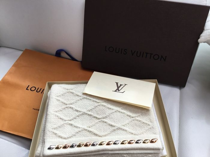 Louis Vuitton - Sjaal - Limited Edition