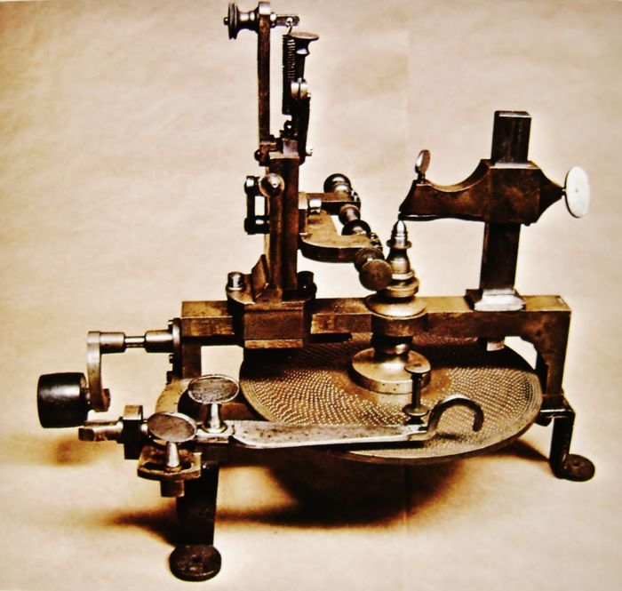Theodore R. Crom - Horological Shop Tools 1700 to 1900 - 1980
