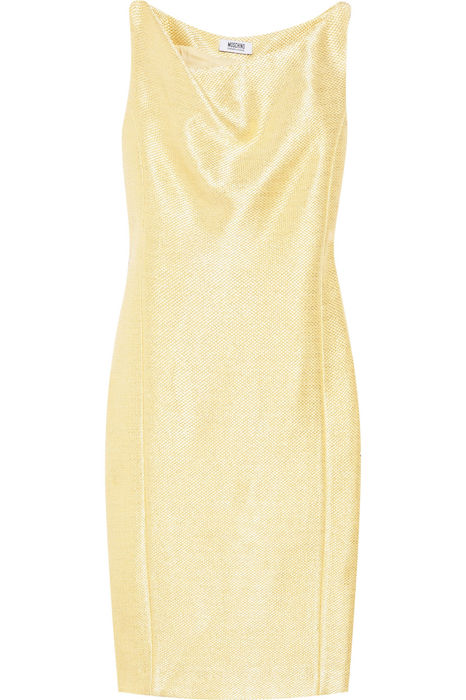 Moschino - Dress, Long dress, Party dress, Silk dress