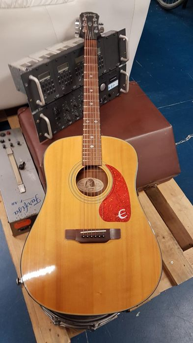 Vintage Epiphone by Gibson PR 350S  Western Guitar – Made in Korea