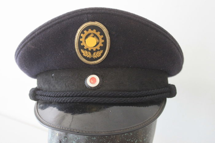 Cap of the German Labour Front - WW2