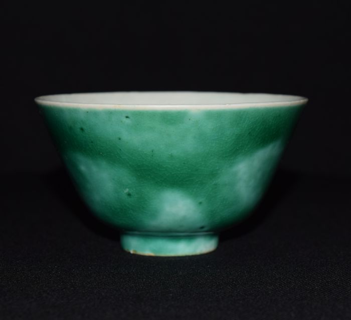 Bowl or cup of porcelain, China, 19th