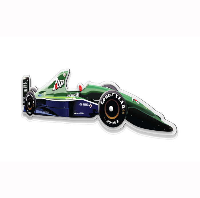 Halmo Collection Jordan 191 plexiglass model