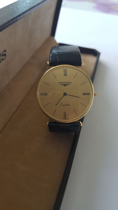 Longines - super slim  - Heren - 2000-2010