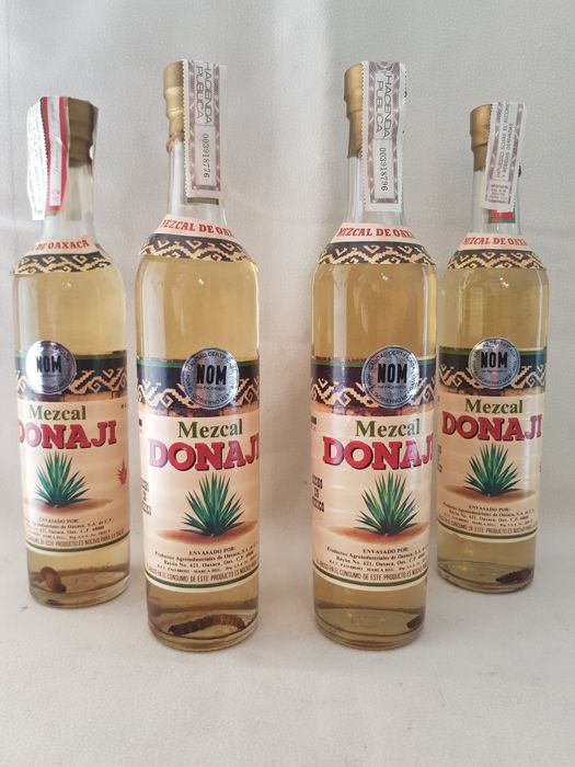 Mezcal Donaji - Bottled 1980s