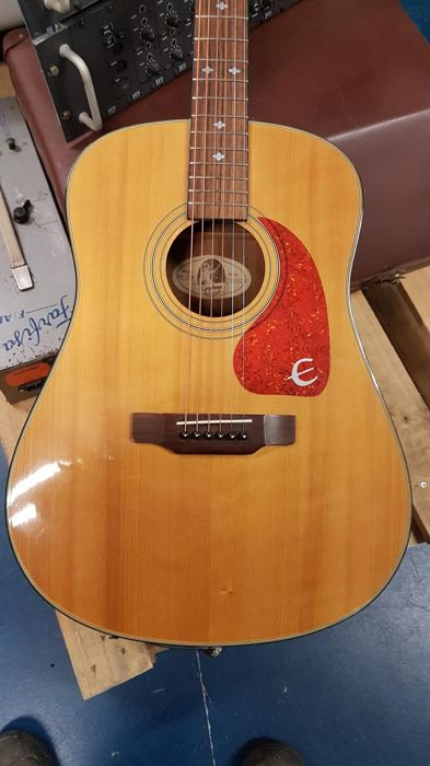 Vintage Epiphone by Gibson PR 350SWestern Guitar – Made in Korea