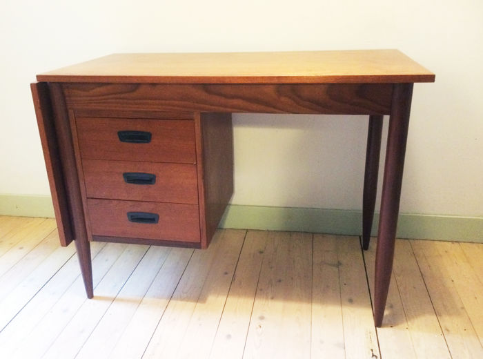 Designer unknown - vintage Scandinavian style desk