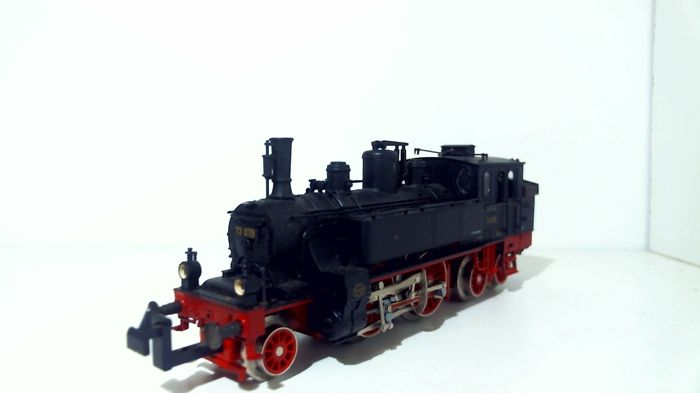 Trix Express H0 - 53 2236 00 - Steam locomotive - BR 73 - DR (DRB)
