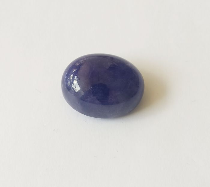 Tanzanite Deep   Violetish Blue 59.78 ct *** Low  Reserve ***