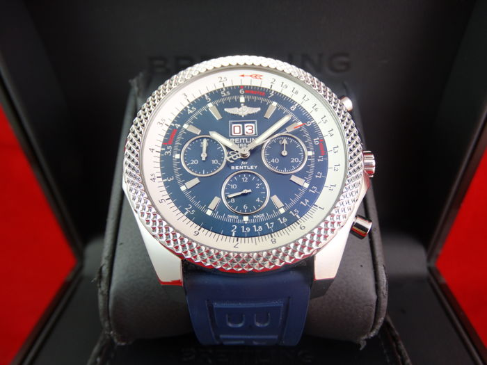 d58c69243bf8 Breitling - For Bentley 6.75 Speed - A4436412 - Unisex - 2000 - 2010 ...