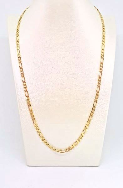Necklace in 18 kt yellow gold, length: 50 cm, weight: 15.73 g