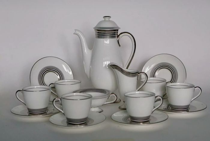 Royal Doulton - 6 person coffee set