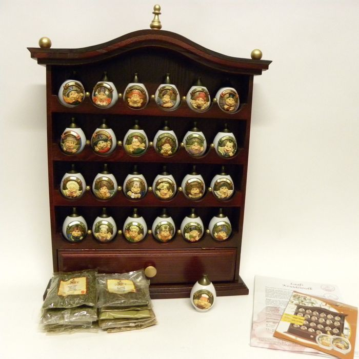 Efteling Herbs cabinet from 2000
