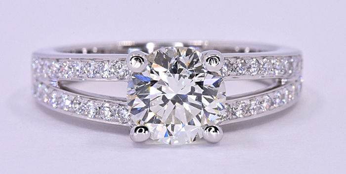 1.84 Ct Diamond ring
