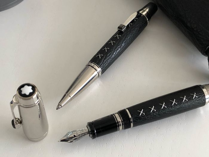 Montblanc Shark and Shark and Etui