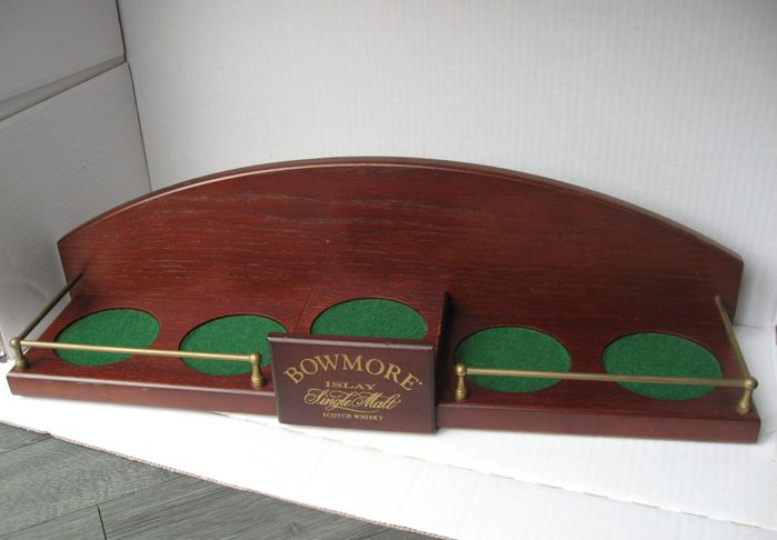 Bowmore Whisky - Advertising Display - mid 20th century