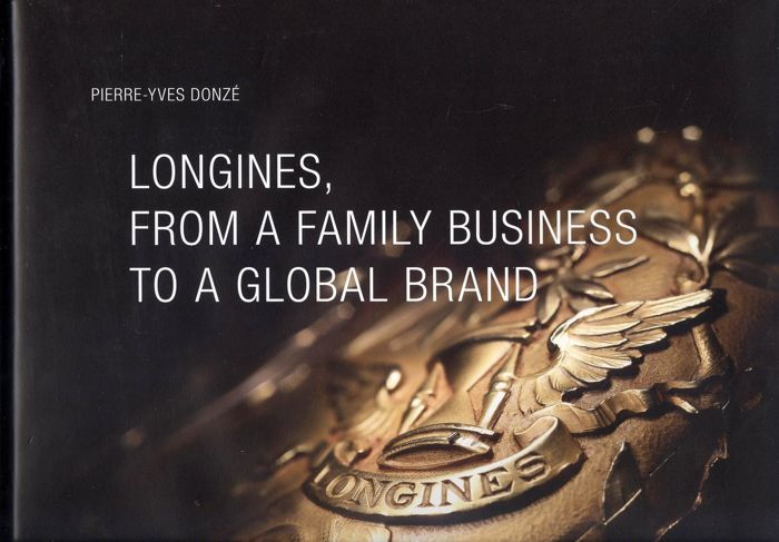 Pierre-Yves Donzé / Franco Cologni a.o. - Longines & Montblanc - 2 volumes - 2010/2012