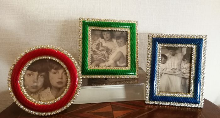 Picture frames MMA after Fabergé
