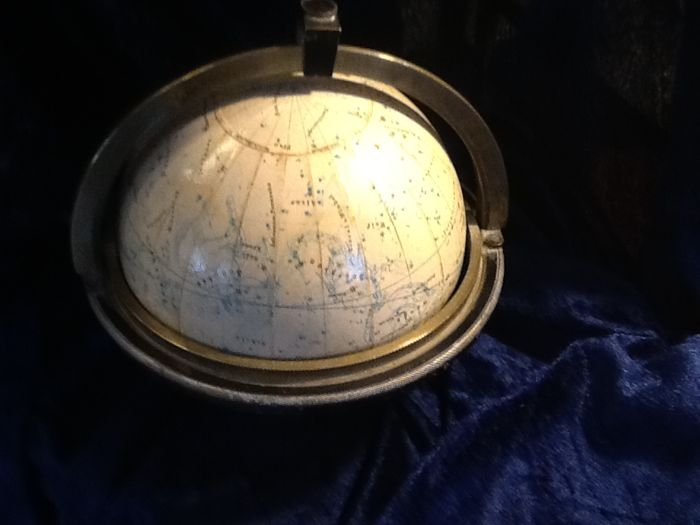 8-inch Celestial Globe - Ernst Schotte & Co Berlin - early 20th century