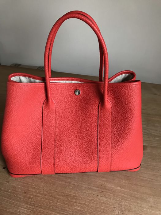Hermès - Garden party Tote bag