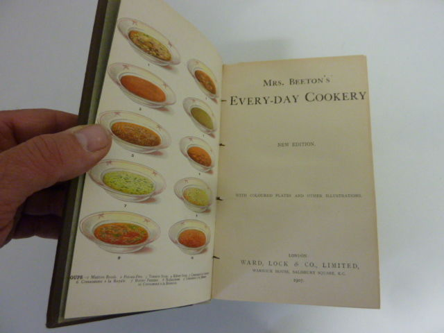 Isabella Beeton - Every Day Cookery - 1907