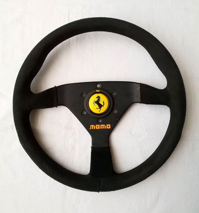 MOMO steering wheel for Ferrari Challenge - GT series