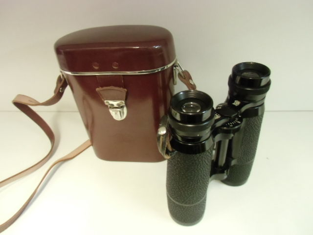 Hensoldt Wetzlar Dialyt 8 x 32 binoculars, with case, in top condition