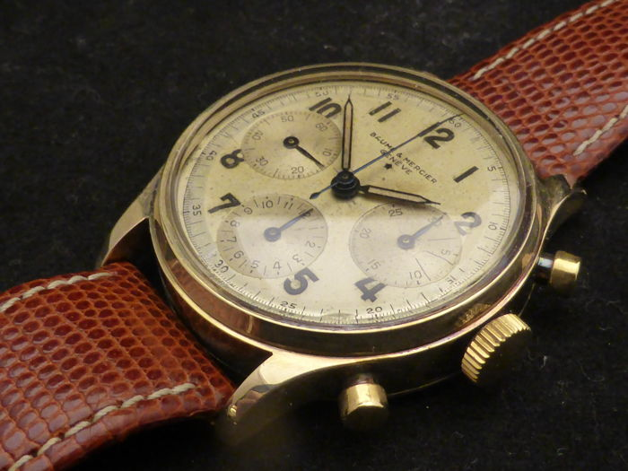 Baume & Mercier - Chronograph - Men - 1960-1969